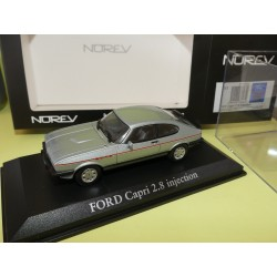 FORD CAPRI 2.8 INJECTION Gris NOREV 1:43
