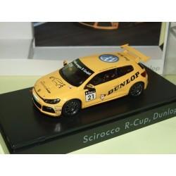 VW SCIROCCO R-CUP DUNLOP NOREV 1:43