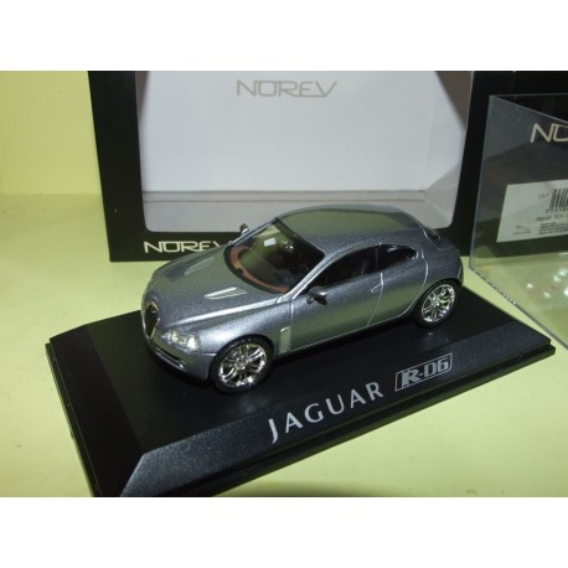 JAGUAR R-06 CONCEPT CAR NOREV 1:43