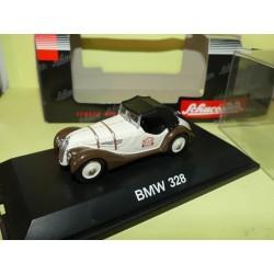 BMW 328 TECHNO CLASSICA 2001 SCHUCO 1:43