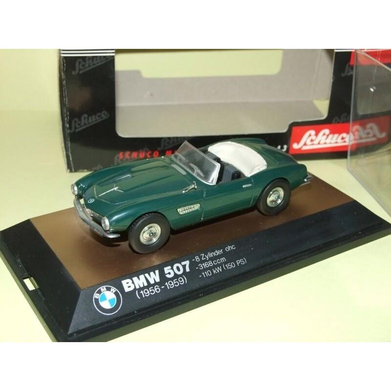 BMW 507 1956-1959 Vert SCHUCO