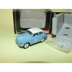 LLOYD 600 Version rallye SCHUCO Boite carton