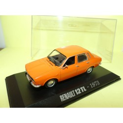 RENAULT 12 TL 1972 Orange NOREV Collection M6 1:43