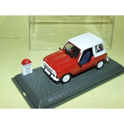 RENAULT 4 JP4 BELLE ILE Car Systeme Style UNIVERSAL HOBBIES 1:43  M6 Interaction