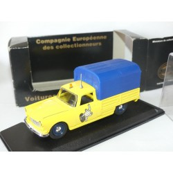 PEUGEOT 404 PICK UP BACHE MICHELIN ELIGOR V1974 1:43