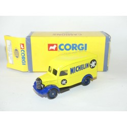 BEDFORD 30 CWT VAN MICHELIN CORGI LLEDO DAYS GONE