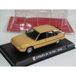 CITROEN BX 1983 Marron Clair AUTO PLUS 1:43