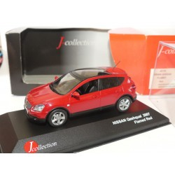 NISSAN QASHQUAI 2007 Rouge  J-COLLECTION 1:43