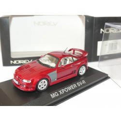 MG XPOWER SV-R Rouge NOREV 1:43