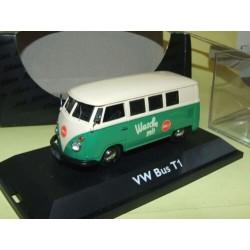 VW COMBI BUS T1 Publicitaire Wasche mit DALLI SCHUCO 1:43