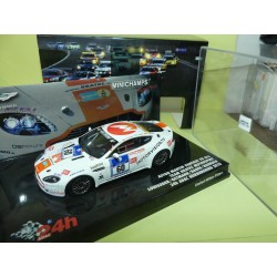 ASTON MARTIN V8 VANTAGE GT4 N°60 NURBURGRING 2010 MINICHAMPS 1:43