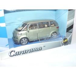 VW MICROBUS 2001 Concept Car Vert CARARAMA 1:43