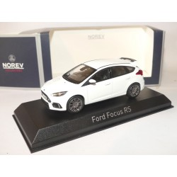 FORD FOCUS RS 2016 Blanc NOREV 1:43