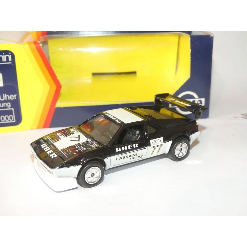 BMW M1 N°77 CASSANI RACING STUCK GAMA 1109 1:43