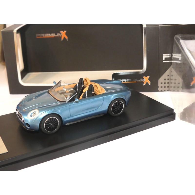 MINI SUPERLEGGERA Vision Concept 2014 Bleu PREMIUM CLASSIXXS PR0480 1:43