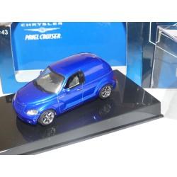 CHRYSLER PANEL CRUISER Bleu AUTOART 1:43