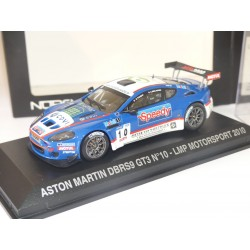 ASTON MARTIN DBRS9 GT3 N°3 HEXIS AMR 2009 ACCARY NOREV