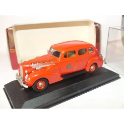 PACKARD SUPER 8 1940 POMPIERS NY REXTOYS 1:43