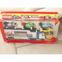 CAMION ATELIER F1 RACING CAR MAJORETTE 3065 1:50