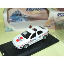 CITROEN XSARA POLICE PARADCAR 053 1:43 résine