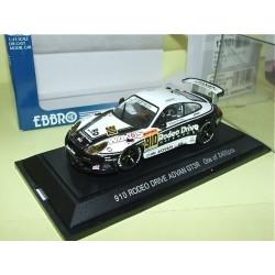 PORSCHE 911 GT3R 910 RODEO DRIVE ADVAN JGTC 2002 EBBRO 292 1:43