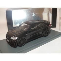 BMW X6 HAMANN TYCOON EVO Noir NEO NEO45705 1:43