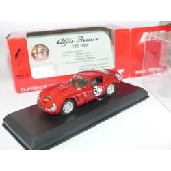 ALFA ROMEO TZ2 N°230 BOLZANO 1966 BEST 9089 1:43
