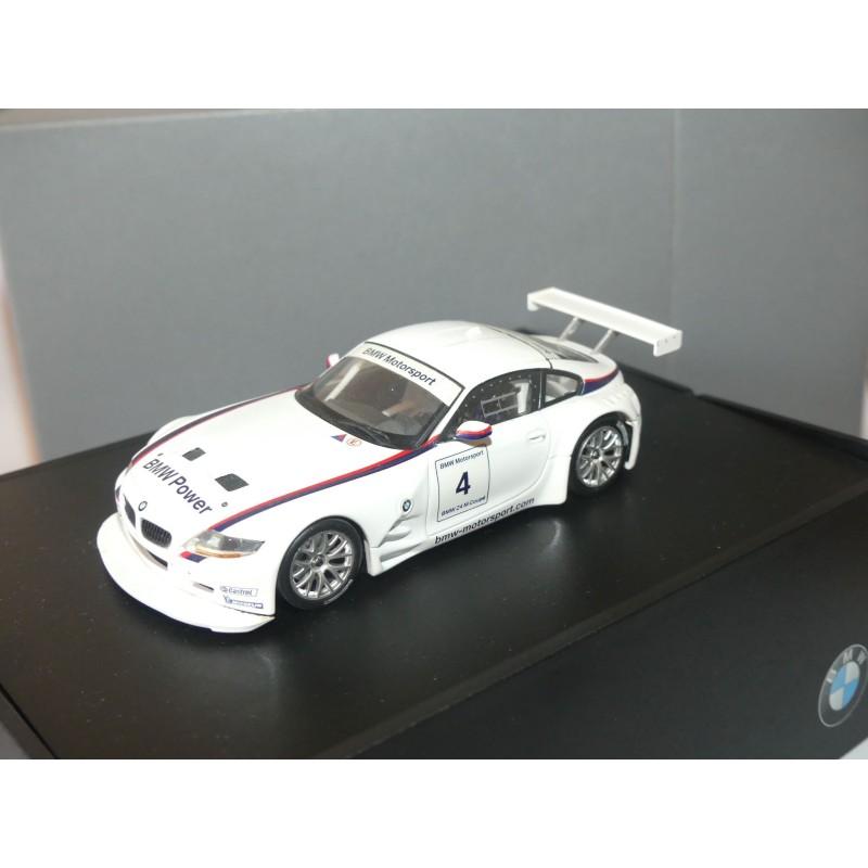BMW Z4 M COUPE RACE KIT MINICHAMPS 1:43