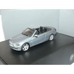 BMW 335 CABRIOLET E93 Phase 2 Gris AUTOART 1:43