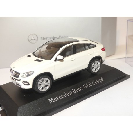 MERCEDES GLE COUPE Blanc NOREV 1:43