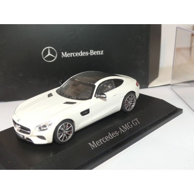 MERCEDES AMG GT S Blanc NOREV 1:43