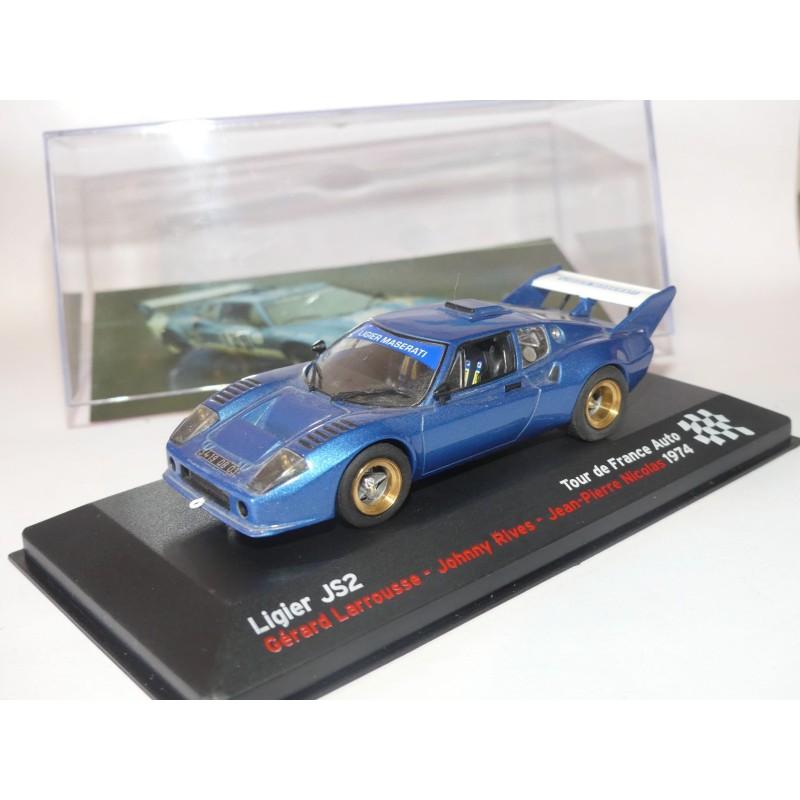 LIGIER JS2 version Test Car ALTAYA 1:43 modèle modifié
