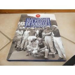 LIVRE LE DICTIONNAIRE DES PILOTES DE F1 1950-1999 50 ans De FORMULE 1 VOLUME 7 ETAI