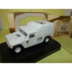 VW HUMMER UNITED NATIONS MILITAIRE VICTORIA R004 1:43