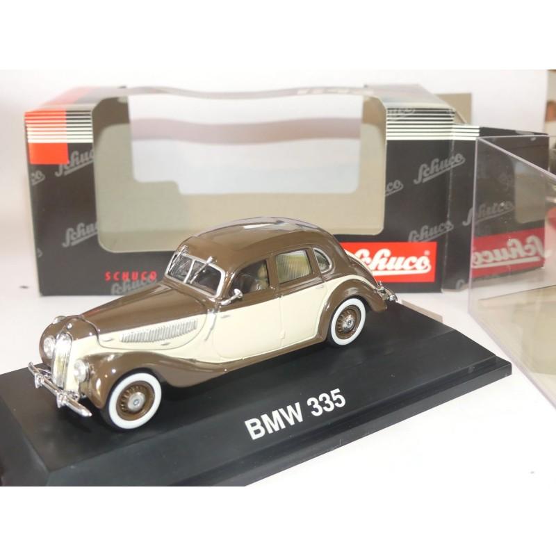 BMW 335 Beige et Marron SCHUCO 1:43