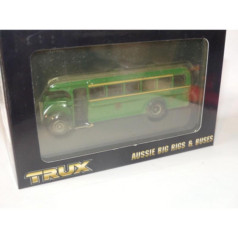 CAR BUS LEYLAND TIGER TS8 TRUX TX12B 1:76