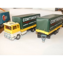 CAMION FORD H CONTINENETAL TRAILER MATCHBOX K-21 1:43 sans boite