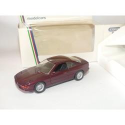 BMW 850 i Bordeaux SCHABAK 1:43