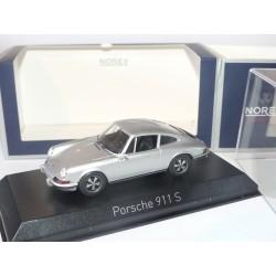 PORSCHE 911 S 1973 Gris NOREV 1:43