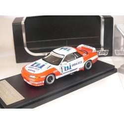 NISSAN SKYLINE GT-R N°1 UNISIA N°1 1993 JTC MINE HPI-Racing 1:43