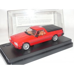 FORD FALCON XF UTILITY 1984 Rouge TRAX TR75 1:43