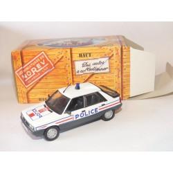 RENAULT 11 POLICE 1983 NOREV pour HACHETTE  1:43 boite carton
