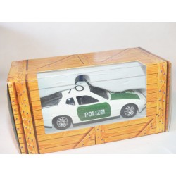 PORSCHE 924 POLIZEI NOREV 1:43 boite carton
