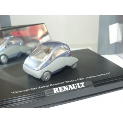 RENAULT MATRA ZOOM 1992 CONCEPT CAR MINISTYLE 1:43