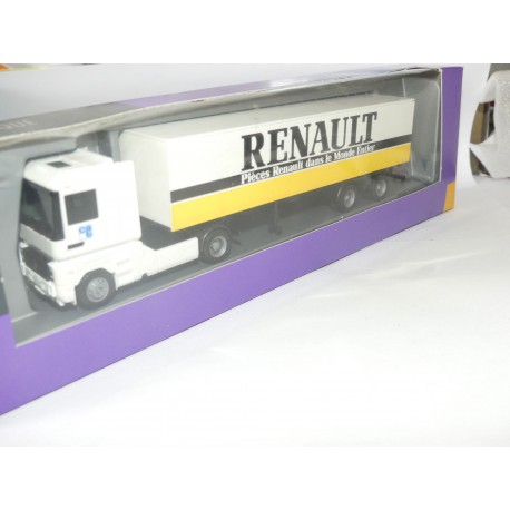 CAMION RENAULT Pieces Renault HERPA HO 1:87