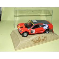 VW TAREK N°203 RALLYE PARIS DAKAR 2003 J. KLEINSCHMIDT NOREV 1:43 8ème