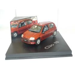 RENAULT CLIO II Phase 1 3 Portes 1998 Marron VITESSE 1:43