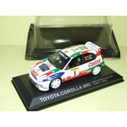 TOYOTA COROLLA WRC RALLYE DE MONTE CARLO 1998 SAINZ ALTAYA 1:43