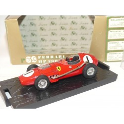 FERRARI D 246 N°1 GP 1958 BRUMM R69 1:43
