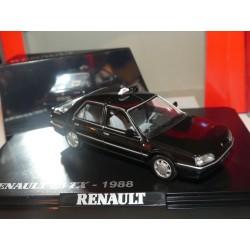 RENAULT 25 TX Phase 2 1988 TAXI PARISIEN Noir NOREV 1:43
